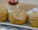 Thumbnail image for Maple Pumpkin Biscuits