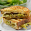 Thumbnail image for Bacon, Cheddar and Savoy Cabbage Melt